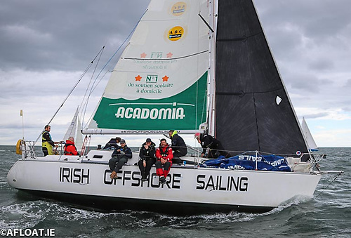 Desert Star - Ronan O'Siochru, Irish Offshore Sailing