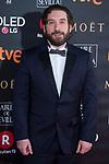 Sergio Sanchez attends red carpet of Goya Cinema Awards 2018 at Madrid Marriott Auditorium in Madrid , Spain. February 03, 2018. (ALTERPHOTOS/Borja B.Hojas)