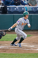 June 22, 2008: The Boise Hawks' Kyler Burke at-bat during a Northwest League game against the Everett AquaSox at Everett Memorial Stadium in Everett, Washington.