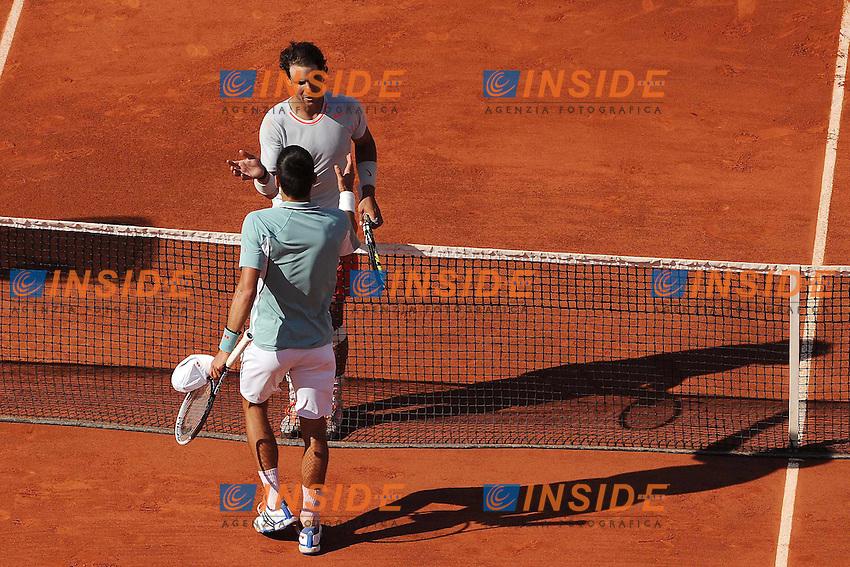 Parigi 7/6/2013<br /> Tennis Roland Garros Semifinali<br /> Foto Panoramic / Insidefoto<br /> ITALY ONLY