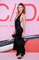 NEW YORK, NY - JUNE 3:  Bella Hadid at the 2019 CFDA Fashion Awards at the Brooklyn Museum of Art on June 3, 2019 in New York City. <br /> CAP/MPI/DC<br /> ©DC/MPI/Capital Pictures