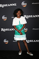 "LOS ANGELES - MAR 23:  Jayden Rey at the ""Roseanne"" Premiere Event at Walt Disney Studios on March 23, 2018 in Burbank, CA"
