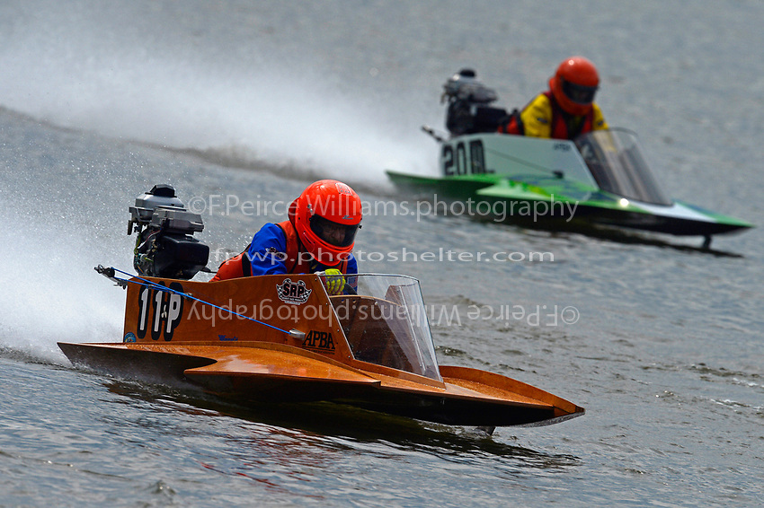 11-P, 20-M    (Outboard Hydroplane)