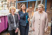 2018/10/19 Berlin | Schulsanierung | Sandra Scheeres