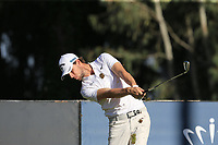 Thomas Pieters (BEL) tees off the 6th tee during Saturday's Round 3 of the 2018 Turkish Airlines Open hosted by Regnum Carya Golf &amp; Spa Resort, Antalya, Turkey. 3rd November 2018.<br /> Picture: Eoin Clarke | Golffile<br /> <br /> <br /> All photos usage must carry mandatory copyright credit (&copy; Golffile | Eoin Clarke)