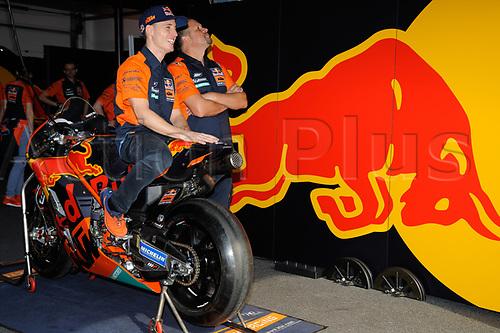 March 26th 2017, Doha, Qatar; MotoGP Grand Prix Qatar;  Pol Espargaro (RedBull KTM)