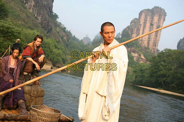 CRYSTAL LIU, MICHAEL ANGARANO & JET LI.in The Forbidden Kingdom.*Filmstill - Editorial Use Only*.CAP/FB.Supplied by Capital Pictures.