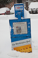 Snowfall Dec 18, 2009