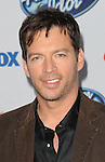 Harry Connick Jr. arriving at the 'American Idol XIII Finalists Party' held at Fig and Olive in Los Angeles on February 20, 2014
