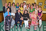 Captain Jack Buckley, Killarney Golf Club, pictured with the winners of the ladies prizes at the captains prize at the course on Sunday. Pictured are Betty Farrell, Emma Loughnane, Noreen Buckley,  Ailish O'Sullivan, Eileen Tarrant, Noreen Coffey, Laura Buckley, Helen O'Donoghue, Maureen Creedon, Louise Langan, Margaret O'Donoghue, Julie Leonard, Kathleen Wrenn, Peggy O'Donoghue and Ann Lawlor......