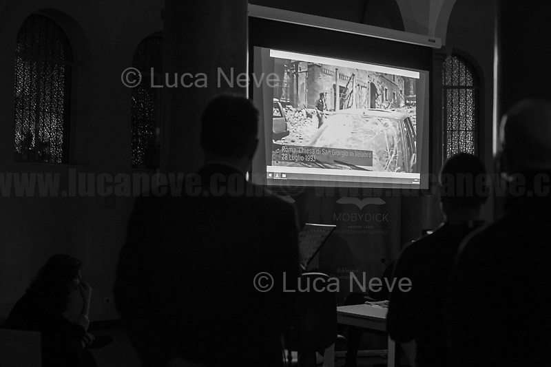 """Rome, San Giorgio in Velabro bombing (https://youtu.be/GEnI93fojh8).<br /> <br /> Rome, 08/02/19. Moby Dick Library & Antimafia Duemila (2.) held the presentation of the book """"Il Patto Sporco"""" (The Dirty Pact. The Trial State-mafia in the Story [narrated] by his Protagonist, Chiarelettere,1.) hosted by the author of the book Saverio Lodato (Journalist & Author), Antonino 'Nino' Di Matteo (Protagonist of the book, Antimafia Magistrate of Palermo, member of the DNA - Antimafia & Antiterrorism National Directorate - who """"prosecuted the Italian State for conspiring with the Mafia in acts of murder & terror"""",3.4.5.6.) & Giorgio Bongiovanni (Editor of Antimafia Duemila). Chair of the event was Silvia Resta (Journalist & Author). Readers were: Bianca Nappi & Carlotta Natoli (both Actresses). From the back cover of the book: """"Let us ask ourselves why politics, institutions, culture, have needed the words of judges to finally begin to understand…A handful of magistrates and investigators have shown not to be afraid to prosecute the [Italian] State. Now others must do their part too"""" (Nino Di Matteo). """"In the pages of this book I wanted the magistrate, the man, the protagonist and the witness to speak about a trial destined to leave its mark"""" (Saverio Lodato). From the book online page: """"The attacks to Lima [politician], Falcone & Borsellino [Judges], the bombs in Milan, Florence, Rome, the murders of valiant police commissioners & officers of the carabinieri. The [Ita] State on its knees, its best men sacrificed. However, while the blood of the massacres was still running there were those who, precisely in the name of the State, dialogued and interacted with the enemy. The sentence of condemnation of Palermo [""""mafia-State negotiation"""" trial which is told in the book], against the opinion of many 'deniers', proved that the negotiation not only was there but did not avoid more blood. On the contrary, it provoked it""""(1.).<br /> Footnotes/links at 2nd & last page."""