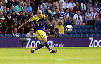 Pictured: Jonjo Shelvey of Swansea. Sunday 01 September 2013<br />