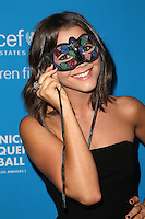 LOS ANGELES, CA - OCTOBER 27: Alexandra Chando at the Fourth Annual UNICEF Masquerade Ball Los Angeles at Clifton's Cafeteria in Los Angeles, California on October 27, 2016. Credit: Faye Sadou/MediaPunch