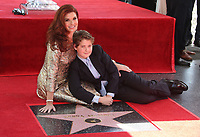 05 October 2017 - Hollywood, California - Debra Messing, Roman Zelman. Debra Messing Honored With Star On The Hollywood Walk Of Fame. <br /> CAP/ADM/FS<br /> &copy;FS/ADM/Capital Pictures