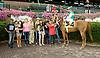 Ivory Shores winning at Delaware Park on 8/18/14