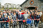 Jimmy Deenihan with the Mayor of Kerry Tom McEllistrim  official opened the Tralee Rowing Club's John O'Shea Boathouse on Saturday
