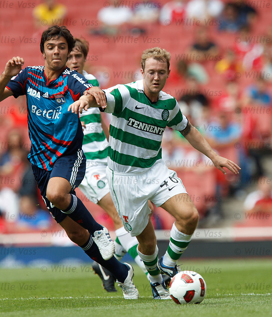 Aiden McGeady and Clement Grenier