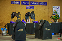 SUPER-SPONSORS: Bates Saddles and David Jones-Parry. 2018 Bates Saddles New Zealand Dressage Championships. Manfeild Park, Feilding. Thursday 15 February. Copyright Photo: Libby Law Photography