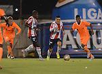 Envigado FC cedió terreno en casa, tras caer 0-1 ante Junior, en el Polideportivo Sur de Envigado, en encuentro aplazado de la fecha 7 de la Liga Colombiana.