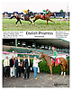 English Progress winning at Delaware Park on 9/5/13