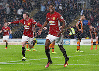 Marcus Rashford of Manchester United<br /> Hull City vs Manchester United -  Barclays Premier League - 27/08/2016 <br /> Foto Action Images / Panoramic / Insidefoto <br /> ITALY ONLY