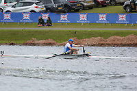 Race: 366  Event: Non-Champ D-F 1x  Final<br /> <br /> British Rowing Masters Championships 2018<br /> Sunday<br /> <br /> To purchase this photo, or to see pricing information for Prints and Downloads, click the blue 'Add to Cart' button at the top-right of the page.