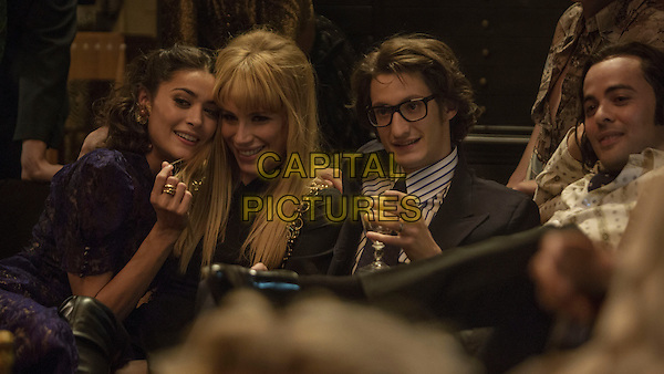 Marie de Villepin, Pierre Niney<br /> in Yves Saint Laurent (2014) <br /> *Filmstill - Editorial Use Only*<br /> CAP/NFS<br /> Image supplied by Capital Pictures