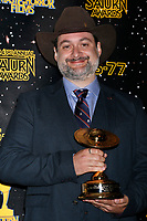 LOS ANGELES - JUN 28:  Dave Filoni at the 43rd Annual Saturn Awards - Press Room at the The Castawa on June 28, 2017 in Burbank, CA