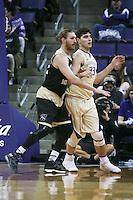 SEATTLE, WA - DECEMBER 18: Western Michigan's Drake Lamont against Washington.  Washington won 92-86 over Western Michigan at Alaska Airlines Arena in Seattle, WA.