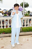 "Jackie Chan attending the ""Chinese Zodiac"" Photocall during the 65th annual International Cannes Film Festival in Cannes, France, 18th May 2012...Credit: Timm/face to face /MediaPunch Inc. ***FOR USA ONLY***"
