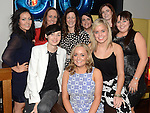 Alison Hines celebrating her 30th birthday in Brú with all her friends. Photo: Colin Bell/pressphotos.ie