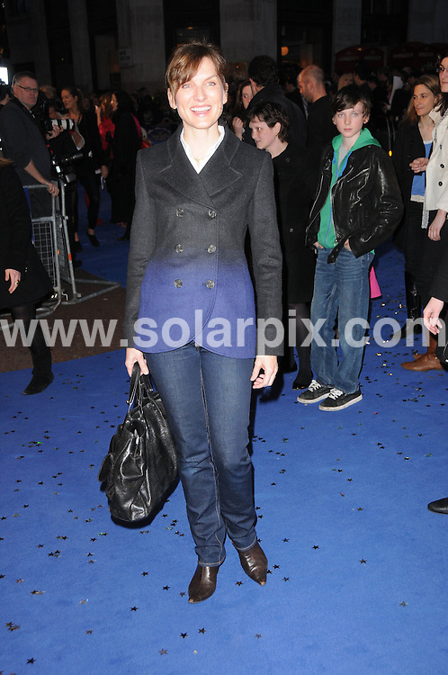 **ALL ROUND PICTURES FROM SOLARPIX.COM**.**WORLDWIDE SYNDICATION RIGHTS**.the UK premiere of Nanny McPhee And The Big Bang, .Odeon West End, Leicester Square, London, UK. 24 March 2010..This pic: Fiona Bruce..JOB REF: 10974 MSR    DATE: 24_03_2010.**MUST CREDIT SOLARPIX.COM OR DOUBLE FEE WILL BE CHARGED**.**MUST NOTIFY SOLARPIX OF ONLINE USAGE**.**CALL US ON: +34 952 811 768 or LOW RATE FROM UK 0844 617 7637**