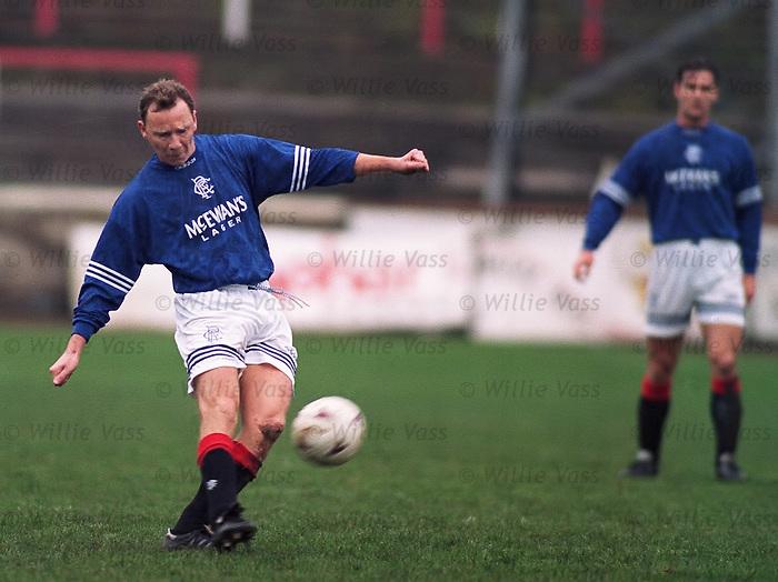 Davie Dodds, Rangers