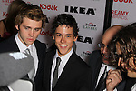 "WES WHITWORTH, ZACH CUMER, SEAN MICHAEL BEYER, ZACK BENNETT. Cast and friends of the web series, ""Poor Paul,"" attend the 2nd Annual Streamy Awards at the Orpheum Theatre in Downtown Los Angeles.  Los Angeles, CA, USA. 4/11/2010.."