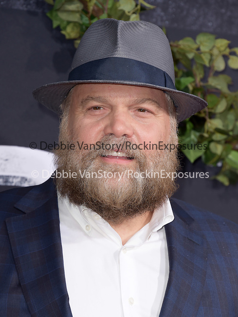 Vincent D'Onofrio attends The Universal Pictures World Premiere of Jurassic World held at The Dolby Theatre  in Hollywood, California on June 09,2015                                                                               © 2015 Hollywood Press Agency