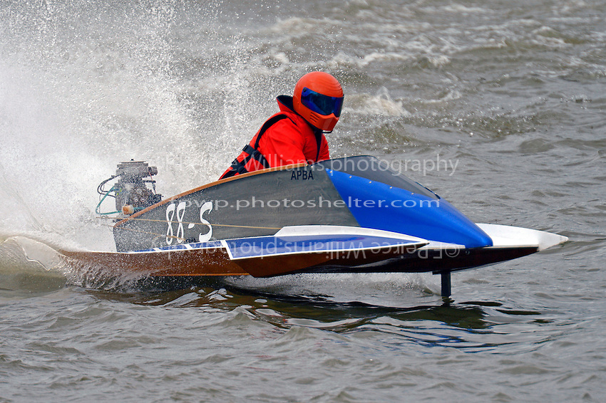 88-S   (Outboard Hydroplane)