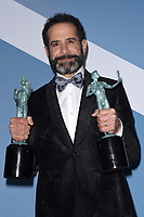 LOS ANGELES - JAN 19:  Tony Shalhoub at the 26th Screen Actors Guild Awards at the Shrine Auditorium on January 19, 2020 in Los Angeles, CA