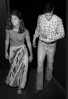 Caroline Kennedy and Tom Carney 1977<br /> Photo By Adam Scull/PHOTOlink.net