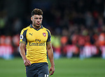 Arsenal's Alex Oxlade-Chamberlain looks on dejected during the Premier League match at Selhurst Park Stadium, London. Picture date: April 10th, 2017. Pic credit should read: David Klein/Sportimage