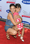 "Constance Marie and her daughter at the ""Mickey Through The Decades Collection Launch"" co-hosted by Disney and Old Navy at the Walt Disney Studio Lot on July 13, 2013."