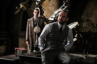 Fantastic Beasts: The Crimes of Grindelwald (2018) <br /> JUDE LAW as young Albus Dumbledore<br /> *Filmstill - Editorial Use Only*<br /> CAP/KFS<br /> Image supplied by Capital Pictures
