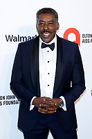 LOS ANGELES - FEB 9:  Ernie Hudson at the 28th Elton John Aids Foundation Viewing Party at the West Hollywood Park on February 9, 2020 in West Hollywood, CA