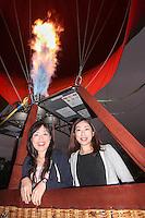 20160102 02 January Hot Air Balloon Cairns