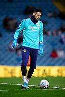 Leeds United's Francisco Casilla during the pre-match warm-up <br /> <br /> Photographer Chris Vaughan/CameraSport<br /> <br /> The EFL Sky Bet Championship - Leeds United v Sheffield Wednesday - Saturday 11th January 2020 - Elland Road - Leeds<br /> <br /> World Copyright © 2020 CameraSport. All rights reserved. 43 Linden Ave. Countesthorpe. Leicester. England. LE8 5PG - Tel: +44 (0) 116 277 4147 - admin@camerasport.com - www.camerasport.com