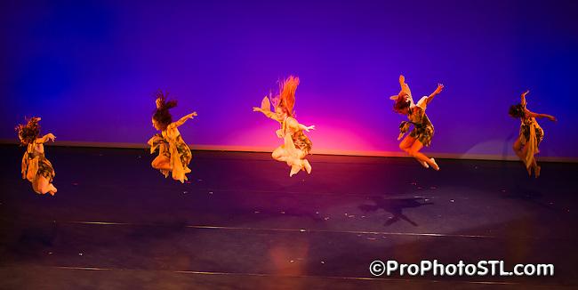 Ashleyliane Dance Company presenting Eternal Explosion showcase at Edison Theatre at Washington University in St. Louis, MO on May 18, 2014.