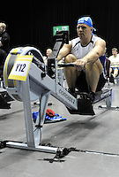 Birmingham, Great Britain,  Pekka SUOKNUUTI, M45-50 HWT. at the 2008 British Indoor Rowing Championships, National Indoor Arena. on  Sunday 26.10.2008 . [Photo, Peter Spurrier/Intersport-images]