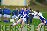 Keel v  Laune Rangers  in the Mid Kerry Championship clash in Killorglin on Sunday   Copyright Kerry's Eye 2008