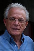 Cuba, l'Avana ritratto dello scrittore Anton Arrufat<br /> Cuba, La Havane, portrait de l'&eacute;crivain Anton Arrufat<br /> Cuba, Havana, portrait of the writer Anton Arrufat