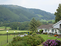 """Pictured: Plas Talgarth resort in Wales, UK<br /> Re: The naked body of a retired police woman was found inside an airing cupboard after she became trapped when a door handle fell off.<br /> Elizabeth Mary Isherwood, 60, was stuck inside the dark cupboard for several days before dying of hypothermia.<br /> An inquest heard she wandered into the cupboard at a luxury holiday complex but couldn't get out because of the faulty door handle.<br /> She was found dead by a maintenance worker almost a week later.<br /> The inquest heard harrowing details how Mrs Isherwood tried to claw her way out of the claustrophobic space when no one heard her cries for help.<br /> She broke off a piece of copper pipe to break through the plasterboard but failed to find an escape route.<br /> The broken pipe sprayed water throughout the airing cupboard leaving Mrs Isherwood drenched.<br /> The cold water and the fact she had no clothes on brought on hypothermia which was given as the cause of death.<br /> Coroner Dewi Pritchard Jones """"What I believe happened is some time during the night or during the morning she had got up and has gone to the bathroom."""