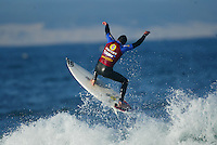 JOEL PARKINSON (AUS)  during the 2003  Billabong Pro at Jeffreys Bay South Africa which was won by KELLY SLATER (USA) r.Photo: joliphotos.com